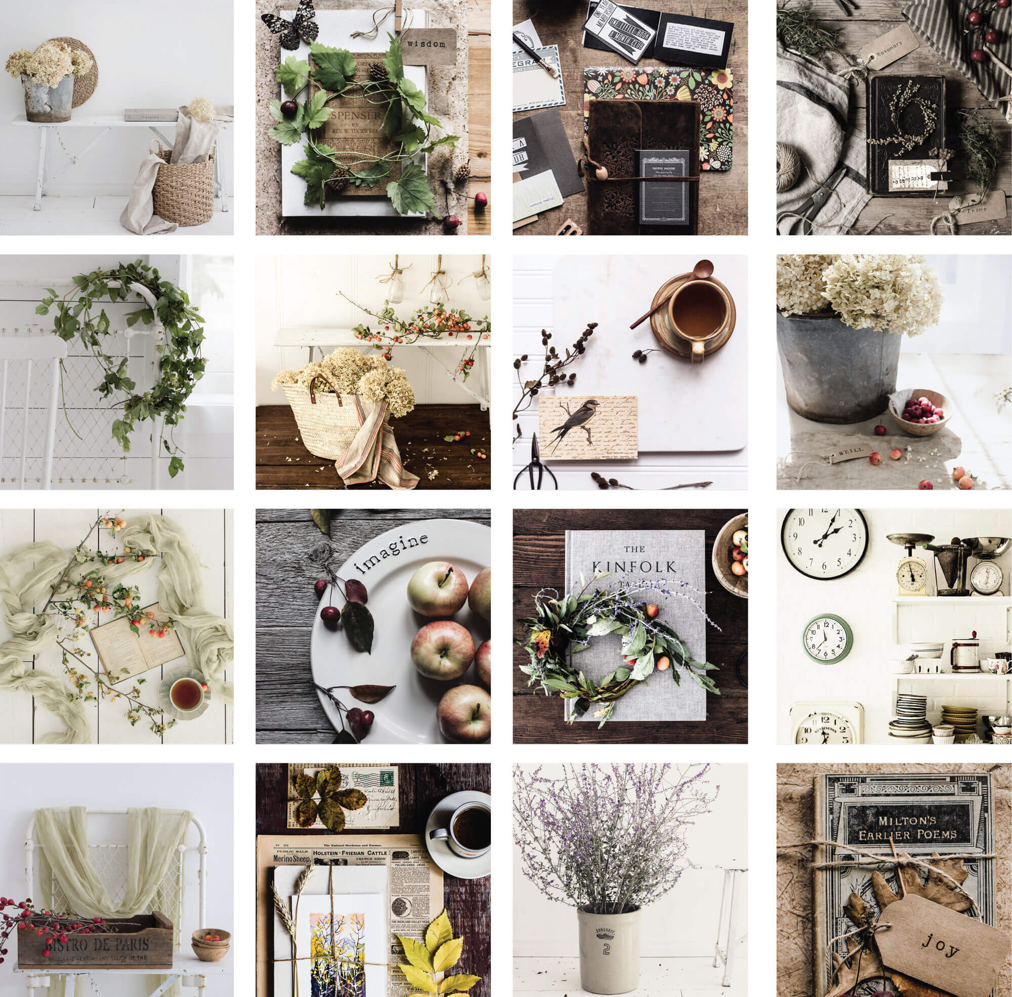 Inspired by Instagram: 5 Instagram Accounts We Love!